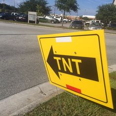 Signs like this will be popping up around town next week, as filming for TNT's 'Good Behavior' begins. The History channel drama, 'Six,' will also start shooting this month. Photo by Hilary Snow.