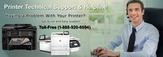 If you are having any problem or difficulties regarding your printer and Are you looking for instant tech support by expert technicians then you should contact our certified technicians for support. we are a leading Printer Technical support company providing advanced technical support for any brand of printer.