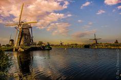 https://flic.kr/p/Naavni | Kinderdijk Holland | en.wikipedia.org/wiki/Kinderdijk