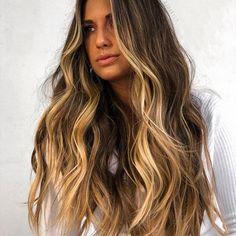 Brown Hair Balayage, Brown Blonde Hair, Hair Highlights, Ombre Hair, Champagne Blonde Hair, Truss Hair, Finger Wave Hair, Lace Hair, Gorgeous Hair