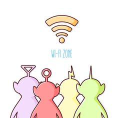 Free wifi on Behance