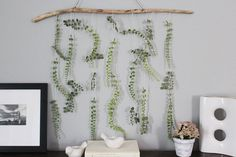 Please visit postingan Hanging Greenery Wall Decor To read the full article by click the link above. Hanging Plant Wall, Hanging Flower Wall, Boho Wall Hanging, Green Wall Decor, Baby Room Wall Decor, Diy Wall Decor, Light Green Walls, Flower Wall Wedding, Pink Furniture
