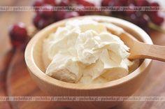Biała masa do ciast