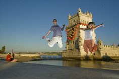 Image by Éoleand I've been there. Bucharest, Bratislava, Jumping Pictures, Digital Photography School, Jumping For Joy, Lisbon Portugal, Capital City, Athens, Big Ben