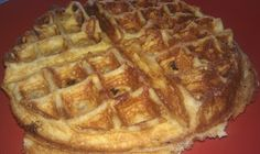 Cooking With The Preacher's Wife: Low Carb Cream Cheese waffles