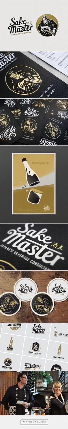 SAKE MASTER - Jimmy Gleeson Design - created via https://pinthemall.net
