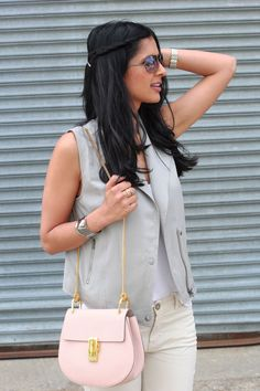 Chloe Drew Bag, Tiff