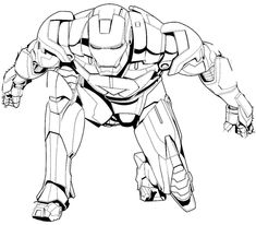 66 Best Superhero And Villian Coloring Pages Images Coloring Pages