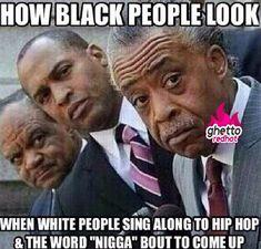 how black people look