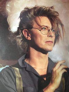 David Bowie - Glass Spider tour