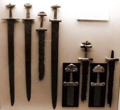 Viking age / Swords Hedeby / Sweden