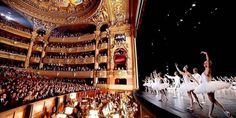 ballet concert hall - Google Search