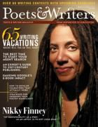 March/April 2011 | Poets & Writers Magazine, featuring poet Nikky Finney
