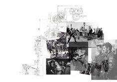 ARTS THREAD Portfolios - ARTS THREAD Fashion Portfolio Layout, Fashion Design Sketchbook, Portfolio Design, Medical Illustration, Graphic Design Illustration, Henn Kim, Sketchbook Layout, Photoshoot Concept, Architecture Collage