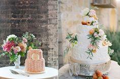 Como arrasar na mesa do bolo?  http://www.blogdocasamento.com.br/como-arrasar-na-mesa-do-bolo/