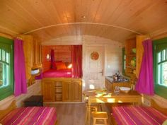Mobile Cottage Caravan