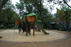 Square Henri Galli Henri, Park, Parks