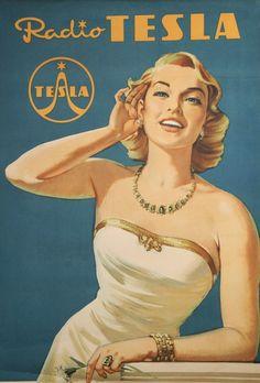 retro vintage modern hi-fi: Hi-Fi Girl