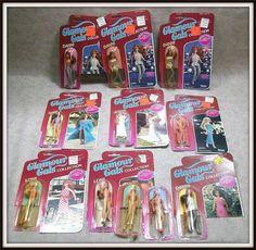 11 Vintage Glamour Gals Dolls Kenner UPC Missing   eBay