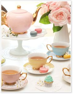Cristina Re - Where a Girl Goes. High Tea and Craft Workshops - Melbourne!
