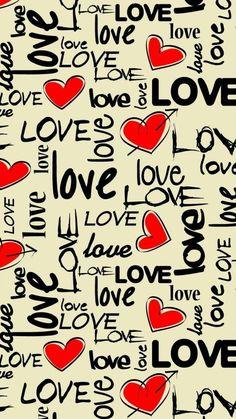 Love art texture colorful heart X wallpapers Free Iphone Wallpaper, Heart Wallpaper, Love Wallpaper, Mobile Wallpaper, Pattern Wallpaper, Wallpaper Backgrounds, Vintage Backgrounds, Digital Backgrounds, Emoji Wallpaper