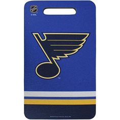 St. Louis Blues WinCraft 10 x 17 Stadium Seat Cushion  http://allstarsportsfan.com/product/st-louis-blues-wincraft-10-x-17-stadium-seat-cushion/  WinCraft Officially Licensed Great Gift Idea!