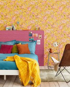 Get a wide range of Wall Coverings to Decorate your Walls to make it look authentic. Exclusive solutions for varied requirement of your walls by Asian Paints. Interior Wallpaper, Decor, Asian Paints, Wallpaper Walls Decor, Home Wallpaper, Wall Coverings, Wallpaper House Design, Wall Wallpaper, How To Hang Wallpaper