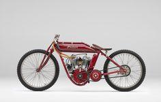 TODD MCLELLAN MOTION/STILLS INC - • Classic Motorcycles bike red indian vintage
