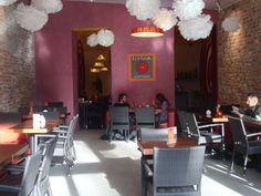 Krakow. Dynia Resto Bar  Garden
