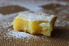 Food Wishes Video Recipes: Lemon Bars for a Lasting Mother's Day Impression My Recipes, Snack Recipes, Cooking Recipes, Favorite Recipes, Snacks, Russian Tea Cake, Food Wishes, Coconut Macaroons, Happy Foods