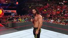 EXCLUSIVE: After his victory over Sami Zayn on RAW, Seth Rollins addressed the Barclays Center crowd in Brooklyn.