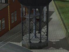 Wasserturm Travemünde Strand (Projekt LBE). Bis EEP6, ab EEP7 und ab EEP8