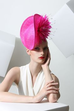 Philip Treacy SS 2015 | #FashionSerendipity #hats #millinery