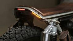 Vagabund Honda CB450 Photo Gallery - BikeWale News