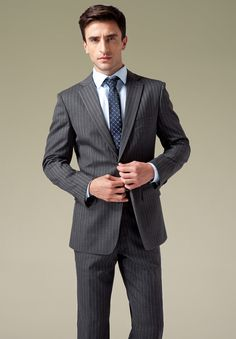 Grey Suit and Aston Martin   Men's Fashion   Pinterest   Aston ...