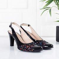 top-sandale-cu-toc-din-piele-naturala-13 Shoes, Fashion, Sandals, Moda, Zapatos, Shoes Outlet, La Mode, Fasion, Footwear