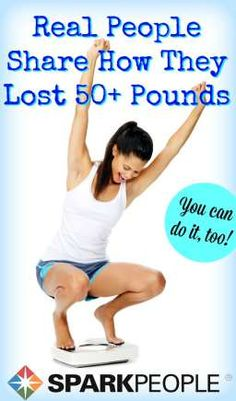 10 Realistic Ways to Lose Weight for Good--AWESOME advice from people who have lost 50+ pounds and kept it off! | via @SparkPeople #weightloss #healthyliving #diet