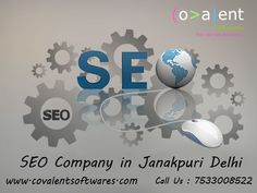 SEO Company in Dwarka Delhi offers SEO, blog, article & directory submission, social bookmarking, link building, video optimization, website analysis, keyword search, competitive analysis, SEO strategy formulation, reporting, on page and off page Seo techniques. http://www.covalentsoftwares.com/seocompanyindelhi.php