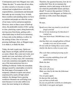 How to write a valedictorian speech