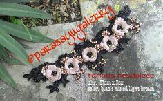 Headpiece for bride  WA. 081939450851