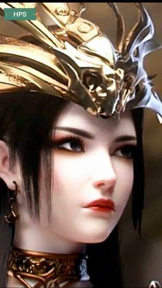 Beautiful Anime Girl, 3d Animation, Medusa, Chinese Art, Fantasy, Ideas, Jellyfish, Fantasy Books, Fantasia