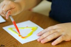 Are you looking for a simple art project AND science experiment? This Salt Painting Science Experiment is a creative way Fine Motor Activities For Kids, Science Experiments For Preschoolers, Cool Science Experiments, Science Lessons, Science Activities, Object Lessons, Baby Activities, Kindergarten Art Projects, Kindergarten Science