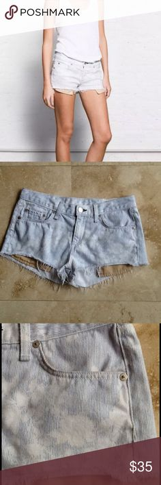 rag & bone Kahuna Print shorts Distressed style shorts by rag & bone. Size 27. Waist is about 30. Rise is 8 1/2. Print is called Kahuna. Priced for the BUY NOW BUTTON. rag & bone Shorts Jean Shorts