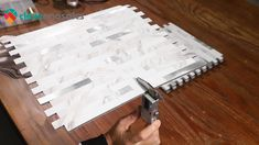 Kitchen Backsplash Peel And Stick, Self Adhesive Backsplash, Stick Tile Backsplash, Easy Backsplash, Peel And Stick Tile, Stick On Tiles, Wall Tiles For Kitchen, Peel And Stick Countertop, Wall Stickers Tiles