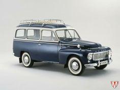 Volvo PV 445 (1953-1957)
