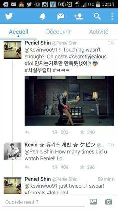 Peniel pervert like always!