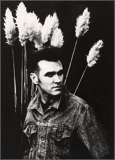 Morrissey by Anton Corbijn. Because Corbijn is THE most amazing - and Morrissey… Joy Division, Music Film, Music Icon, Clint Eastwood, Music Is Life, My Music, Bowie, The Smiths Morrissey, Music Videos