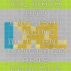 IXL Math and English | Online math and language arts practice