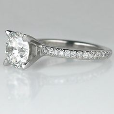 Replica 1930s Engagement Ring Setting