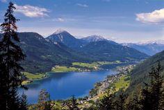 ik ben dit jaar op vakantie geweest naar Oostenrijk!